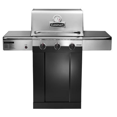 Barbecues Cuisinart Gourmet BQ600BE