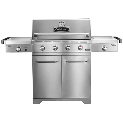 Barbecues Cuisinart Gourmet Infrarood BQ900BE XL