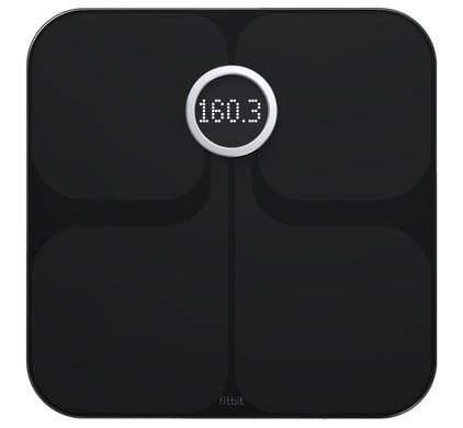 Fitbit Aria Wifi Smart Scale (Zwart)