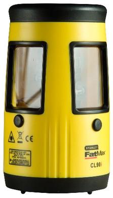 Stanley FatMax Zelfnivellerende Kruislaser CL90i