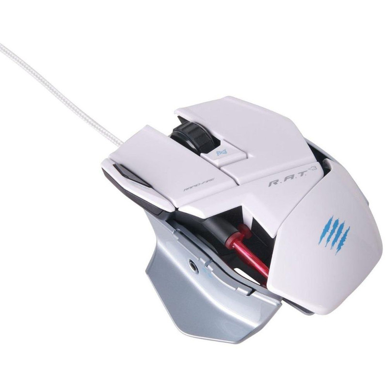 Mad Catz R.a.t. 3 Wit