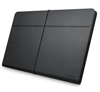 Sony Xperia Tablet Z Cover Black