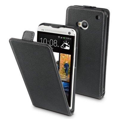 Muvit Slim Case HTC One Black