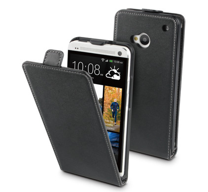 Muvit Slim Case HTC One Black