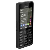 Nokia 301 Zwart
