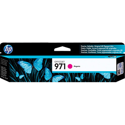 HP 971 Magenta Ink Cartridge (CN623AM)