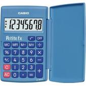 Casio Petite fx blauw