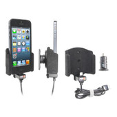 Brodit Houder Apple iPhone 5/5S/SE met Oplader