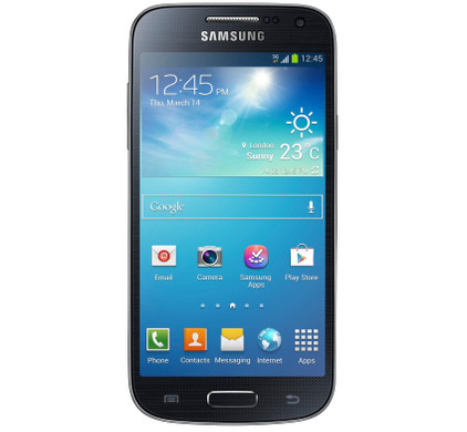 Samsung Galaxy S4 Mini Zwart