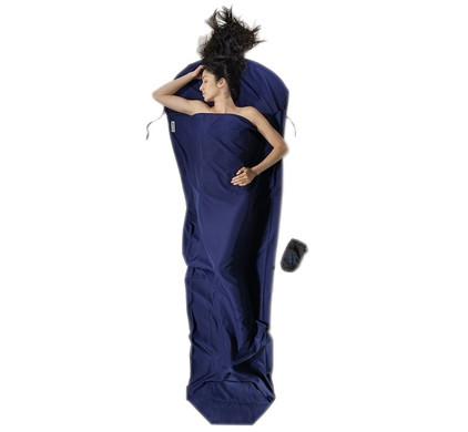 Cocoon Microfiber MummyLiner Twilight Blue