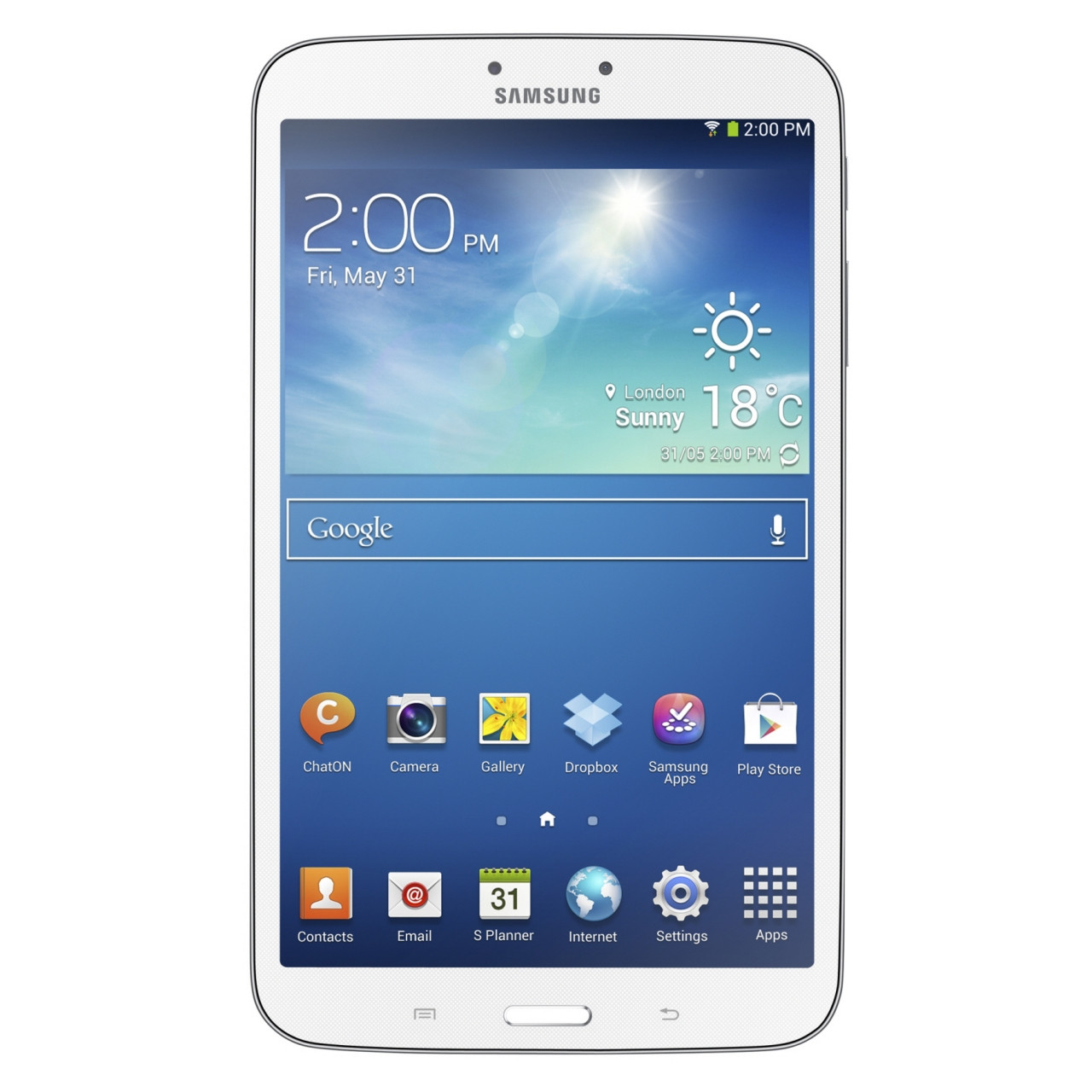 Samsung Galaxy Tab 3 8.0 Wifi Wit