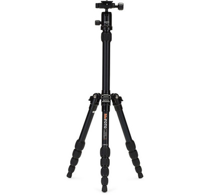 MeFOTO BackPacker Travel Tripod Kit zwart