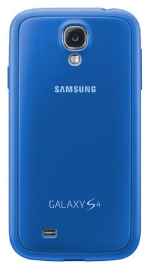 Samsung Galaxy S4 Protective Cover+ Capri Blue