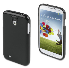 Muvit Minigel Case Samsung Galaxy S4 Mini Zwart