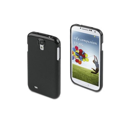 Muvit Minigel Case Samsung Galaxy S4 Mini Zwart