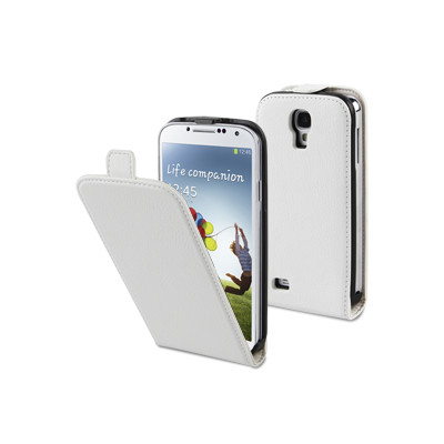 Muvit Slim Case Samsung Galaxy S4 Mini White