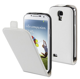 Muvit Slim Case Samsung Galaxy S4 Mini Wit