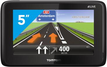 TomTom GO LIVE 1005 HDT&M Europe