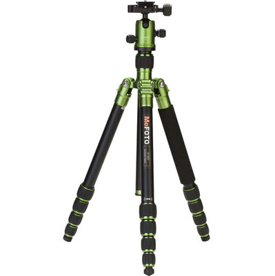 MeFOTO RoadTrip Travel Tripod Kit groen