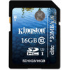 Kingston SDHC Elite 16 GB Class 10