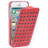 Case With Studs Apple iPhone 4/4S Roze - 1