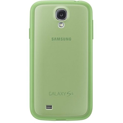 Samsung Galaxy S4 Mini Protective Cover+ Green
