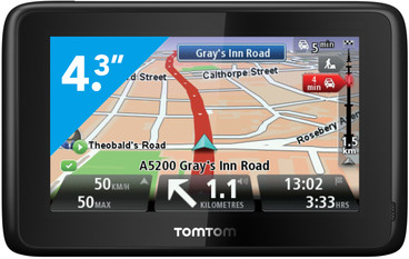 TomTom PRO 7100 TRUCK