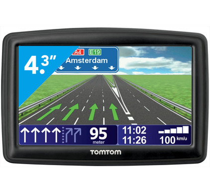 TomTom XL Classic + Thuislader