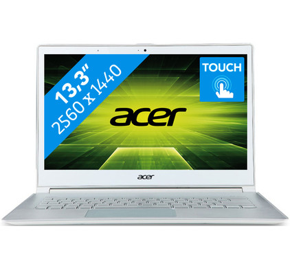Acer Aspire S7-392-74508G25tws + Muis