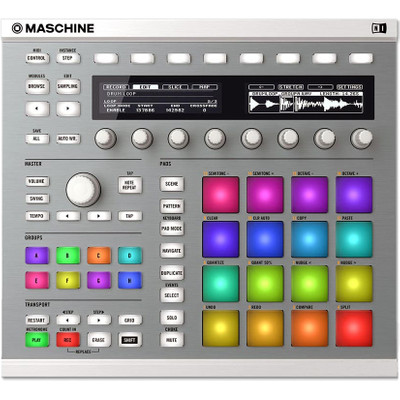 Native Instruments Maschine MK2 White