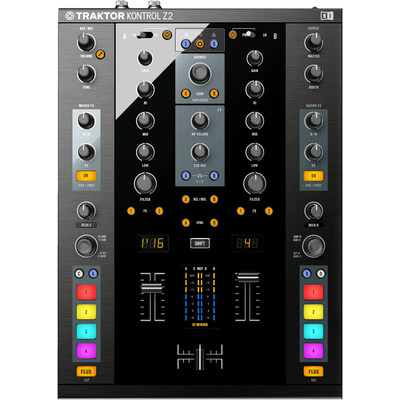 Image of Native Instruments Traktor Kontrol Z2