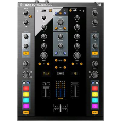 Native Instruments Traktor Kontrol Z2 DJ-mixer