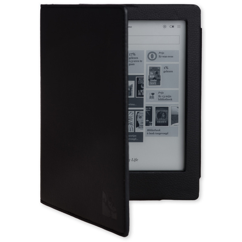 Gecko Covers Luxe Case Kobo Aura Hd Zwart