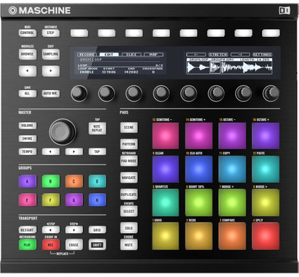 Native Instruments Maschine MK2 Black