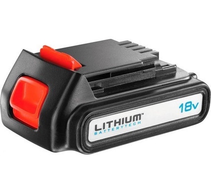 Black & Decker Accu 18V 1,5 Ah Li-Ion