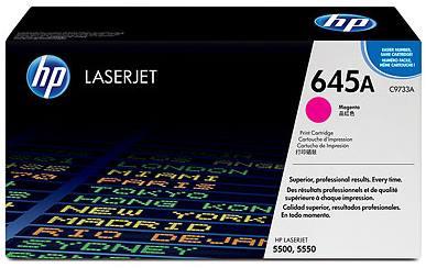 HP 645A LaserJet Toner Magenta (C9733A)
