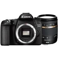 Canon EOS 70D + Tamron 18-270mm