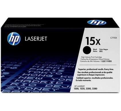 HP 15X LaserJet Toner Zwart (C7115X)
