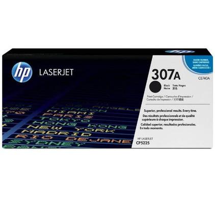 HP 307A LaserJet Toner Zwart (CE740A)