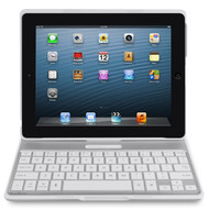 Belkin Ultimate Keyboard Case Apple iPad 2/3/4 White Qwerty