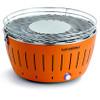 linkerkant LotusGrill Tafelbarbecue Oranje