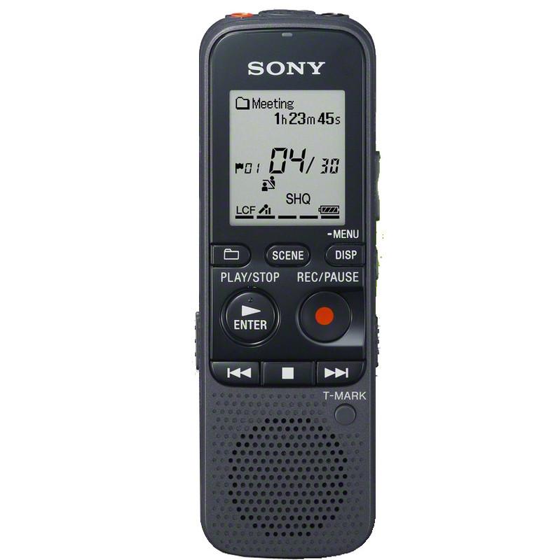 Sony Icd-px333 Zwart