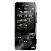 Sony NWZ-E585 Zwart