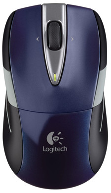 Logitech Wireless Mouse M525 Blauw