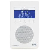 Tivoli Audio PAL+ Glossy White