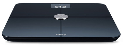 Withings Smart Body Analyser WS-50 Zwart