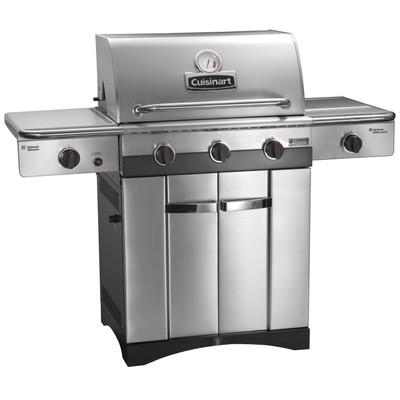 Barbecues Cuisinart Gourmet Infrarood BQ800BE