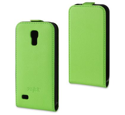 Xqisit Flipcover Samsung Galaxy S4 Mini Green