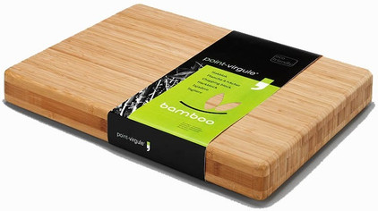 Point-Virgule Hakblok Bamboe 45 x 35 x 5 cm