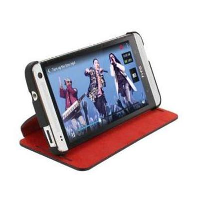 HTC Flipcase HTC One Mini Black/Red